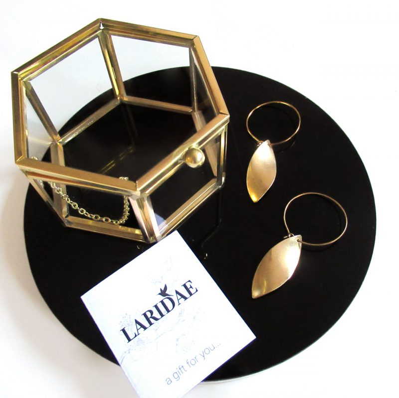 Laridae Design - Naušnice ELINA