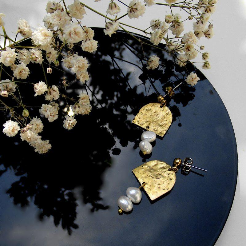 Laridae Design - Naušnice DIANA