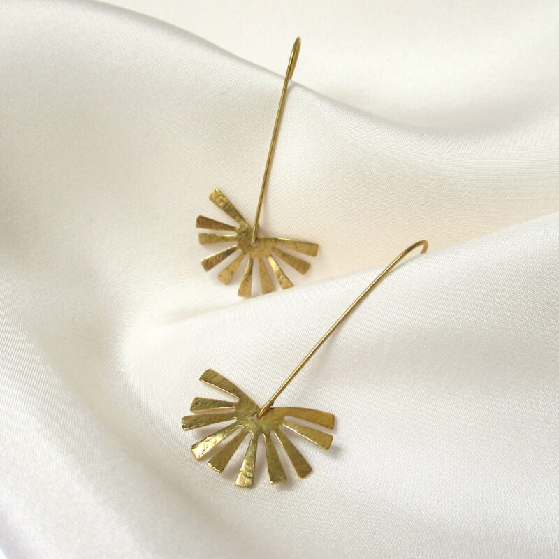 Laridae Design - Naušnice SOLEIL